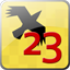 logo of 23crows.com